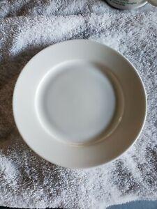 "Gorham BRECKENRIDGE BREAD DESERT Plate 6 1/2"" white bone China"