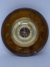 New listing Vintage Gischard Zodiac Wall Barometer Weather Guide Germany
