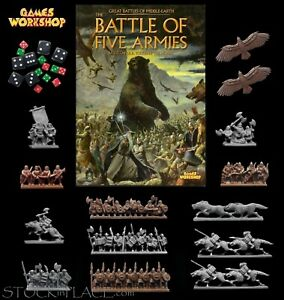 LORD OF THE RINGS > Games Workshop BATTLE OF FIVE ARMIES > 3 x 10mm Scale Stands