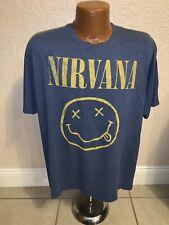 Nirvana Smiley T-shirt. Size Xl. Good Condition!