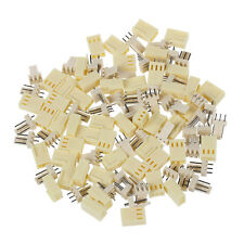 50 pcs KF2510-3P 2.54mm PCB header 3-Pin connector Crimp Terminal Housing T5O4