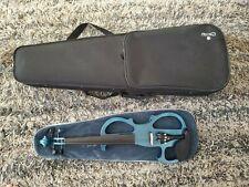 Cecilio Electric Silent Violin 3/4 CEVN-2BL Ebony Fittings STYLE 2
