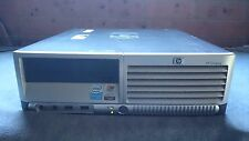 HP DC7700 SFF P D Dual Core 3.0GHz 2Gb RAM 80G HDD DVD&CDRW KB&Mouse