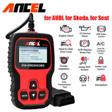 ANCEL VD500 OBD2 Code Reader Engine ABS Oil EPB Diagnostic Scanner Tool For Audi