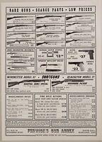 1966 Print Ad Fenwick's Gun Annex Type 30 Japanese Rifles,Carbines Whitehall,MD