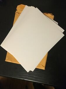 "Photo Gloss Professional Digital Art Paper 23 Sheets 8.5"" x 11"" Free Shipping!"