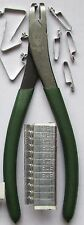 USA Zip Wing Band Pliers for Al. Bands Chicken Pheasant Poultry Peacock Bird