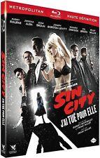 Blu Ray : SIN CITY J'ai Tué pour Elle  [ Willis, Brolin, Alba ]  NEUF cellophané