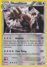Monaflèmit Reverse - XY:Poings Furieux - 83/111 - Carte Pokemon Neuve Française