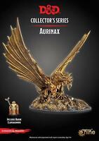 Gale Force Nine: D&D Mini: Aurinax the Dragon w/ Barok Clanghammer GF9 71074