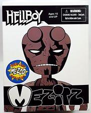 2009 MEZCO CON EXCLUSIVE MEZ-ITZ HELLBOY DESIGNER VINYL ACTION FIGURE MIB