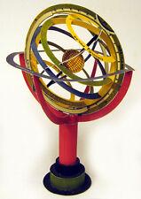 1945ca - Esfera Armilar Recortable de Cartón Calleja - Armillary Sphere – Orrery