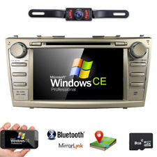 Fit Toyota Camry 2007-2011 Car DVD Player GPS Navigation Bluetooth Radio Stereo