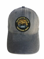 Mammoth Cave National Park Adjustable Curved Bill StrapBack Dad Hat Baseball Cap