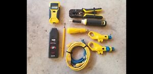 Klein tools low Voltage testers lot