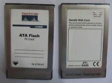 64MB Flash PC Card ATA PCMCIA Flash Card
