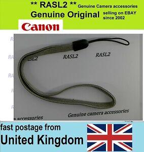Genuine CANON Hand Wrist Strap / Lenyard for PowerShot S40 S45 S50 S60 S70 S80