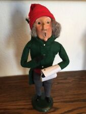 "Byers Choice Caroler, ""Traditional Male Caroler"", 1986"