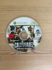 Call of Juarez: Bound in Blood for Xbox 360 *Disc Only*