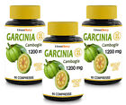 Garcinia Cambogia 1200mg (180 compresse) trattamento X 3MESI Line@ con 60% HCA
