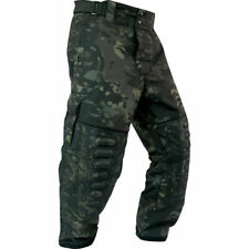 New Valken Paintball VTac Zulu Pro Playing Pants - Black V-Cam - Extra Large