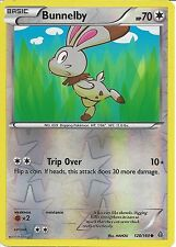 POKEMON CARDS XY PRIMAL CLASH - BUNNELBY 120/160 REV HOLO