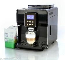 New 1.2L Black High-Quality Fully Automatic Coffee Machine Coffee Maker Pot