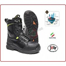 Anfibio Scarponcino Soccorso Vigili del Fuoco Jolly Gore Tex RESCUER 9300/GA