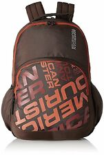 American Tourister 30 Ltrs Brown Casual Backpack (AMT BP 2016 CODE 01 -BROWN)