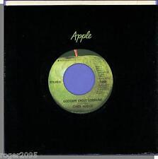 "Chris Hodge -- Goodbye Sweet Lorraine + Contact Love - 1973, 7"" Apple Single!"