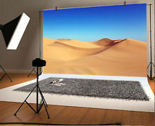 Gango Desert Photography Background 7x5Ft Vinyl Studio Backdrops