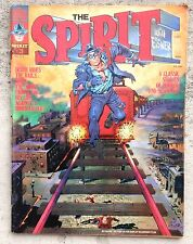 The Spirit No 3 august 1974 Warren magazine ( en anglais ) Will Eisner