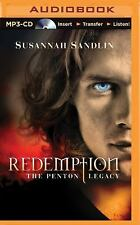 The Penton Legacy: Redemption 1 by Susannah Sandlin (2015, MP3 CD, Unabridged)