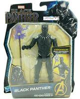 "Hasbro Marvel Black Panther Action Figure 6"""