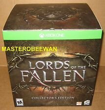 Lords of the Fallen Collector's Edition Brand New (Microsoft Xbox One, 2014)
