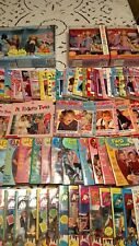 mary kate and ashley fashion dolls and lots of books