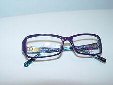 New Diane Von Furstenberg Eyeglasses DVF5016 Purple 508 Frames 51-15-130