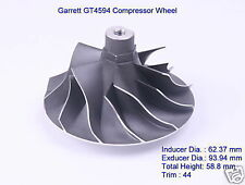 Turbo Compressor Wheel GARRETT GT45 GT4594 Trim44 VOLOV FM12 / 712922-9