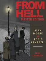 From Hell Master Edition HC (2021) IDW - (W) Alan Moore, NM (New)