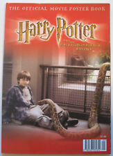 Harry Potter and the Philosopher's Stone Official Movie Poster Book