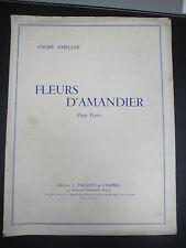 Fleurs d'Amandier - André Ameller - 1970