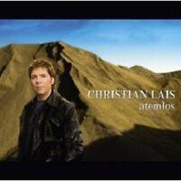 """CHRISTIAN LAIS """"ATEMLOS"""" CD 14 TRACKS NEU"""