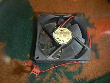 Adda DC12V 0.30A 92mm x 92mm x 25mm Cooling Fan 3-Pin Brushless AD0912US-A70GL