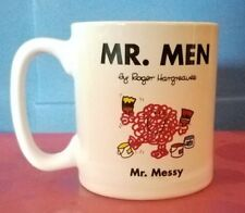 Mr. Men Mr. Messy Coffee Mug