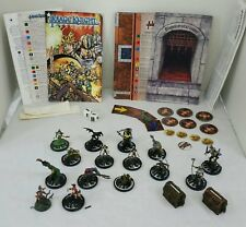 Lot of 15 Mage Knight WizKids Miniature Figures  Rebellion & Dungeons Games Sets