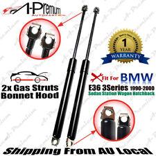 A-Premium Bonnet Gas Struts for BMW 3 Series E36 Sedan Hatchback Wagon New Pair