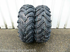 Can Am Renegade 800R 09 - 11 Innova Mud Gear 25x8-12 40L Tyres front 2 Pcs