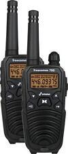 Stabo Freecomm 700 PMR-Funkgerät # (2er Set)Walkie-Talkie, IPX2, bis 10 km,VOX