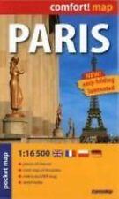 Paris r/v (r) wp mini 1/16,5 (City Plan Pockets), ExpressMap Polska Sp. z o.o.,