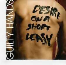 (GF889) Guilty Hands, Desire On A Short Leash - 2010 CD